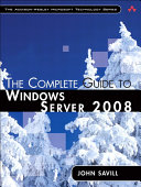 Complete Guide to Windows Server 2008  The Book