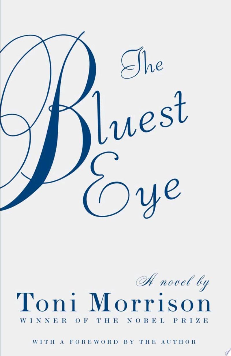 The Bluest Eye image