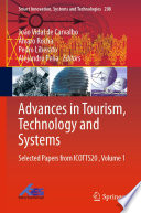 Advances in Tourism  Technology and Systems