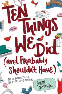 Ten Things We Did (and Probably Shouldn't Have) Pdf/ePub eBook