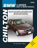 Chilton's BMW 3-series 2006-10 Repair Manual