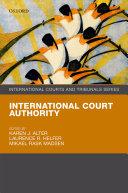 International Court Authority Pdf/ePub eBook