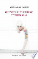 One week in the life of Stephen King