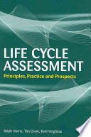 Cover of Life Cycle Assessment