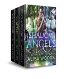 Shadow Angels Box Set (Books 5-7: Fallen Angels Series)—Paranormal Romance Pdf/ePub eBook