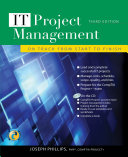 IT Project Management: On Track from Start to Finish, Third Edition Pdf/ePub eBook