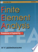 Finite Elements Analysis  Procedures in Engineering