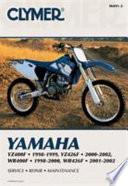 Yamaha YZ400F 1998-1999, YZ426F 2000-2002, WR400F 98-00 WR426F 0102