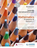 Books - Cam Inter As & A Level Maths Prob & Statistics 1 | ISBN 9781510421752