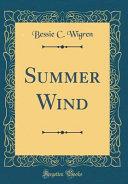 Summer Wind  Classic Reprint