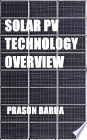 SOLAR PV TECHNOLOGY OVERVIEW