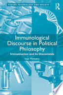 Immunological Discourse in Political Philosophy