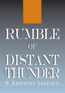 Rumble of Distant Thunder Pdf/ePub eBook