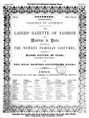 The Lady's Gazette of Fashion