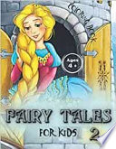 Fairy Tales For Kids 2 Coloring Book