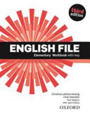 English file. Elementary : Workbook with key [with CD-ROM iChecker]