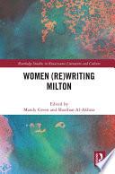 Women  Re Writing Milton