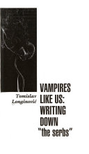 Vampires Like Us Book