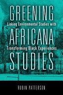 Greening Africana Studies PDF
