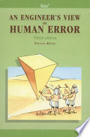 An Engineer s View of Human Error