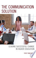 The Communication Solution Book PDF