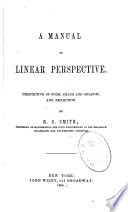 A Manual of Linear Perspective