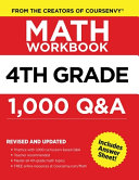 The Official 4th Grade Math Workbook 2020 2021