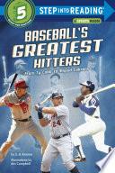 Baseball s Greatest Hitters Book PDF