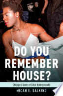 Do You Remember House  Book