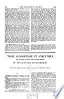 Dictionnaire apolog  tique  ou les sciences et la philosophie au XIXe si  cle dans leurs rapports avec la r  v  lation chr  tienne