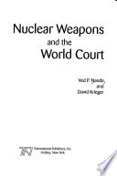Nuclear Weapons and the World Court