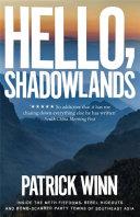 Hello, Shadowlands Pdf/ePub eBook