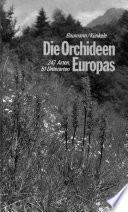 Die Orchideen Europas