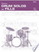 Drum Solos and Fill Ins for the Progressive Drummer  Book 2