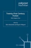 Pdf Twenty-First Century Fiction Telecharger