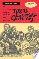 Texas Literary Outlaws Book PDF