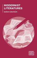Modernist Literatures