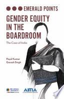 Gender Equity in the Boardroom