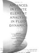 Advances in Finite Element Analysis in Fluid Dynamics