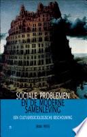 Social problems and modern society - Bram Peper - Google Books
