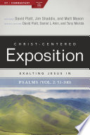 Exalting Jesus In Psalms 51 100