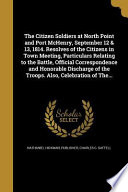 CITIZEN SOLDIERS AT NORTH POIN