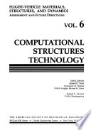 Flight-vehicle Materials, Structures, and Dynamics: Computational structures technology
