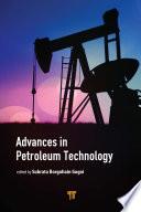 Advances in Petroleum Technology