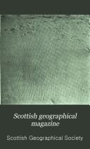 Scottish Geographical Magazine Book