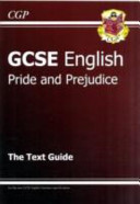 GCSE English Pride and Prejudice Text Guide