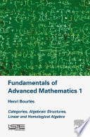 Fundamentals of Advanced Mathematics 1