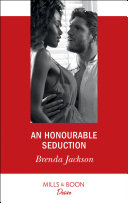 An Honourable Seduction  Mills   Boon Desire   The Westmoreland Legacy  Book 3
