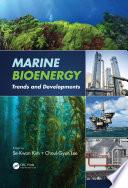 Marine Bioenergy Book PDF