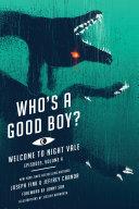 Who's a Good Boy? Pdf/ePub eBook